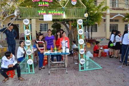 Hội chợ ẩm thực 2015