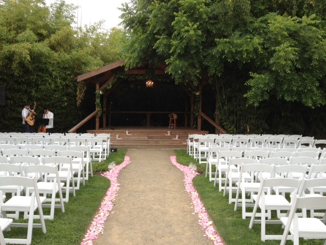 Real Weddings The Fields At Willie Greens