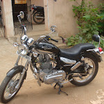 My Royal Enfield Thunder Bird(Cruiser)