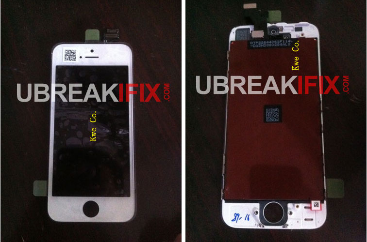iPhone 5 4 inch Screen
