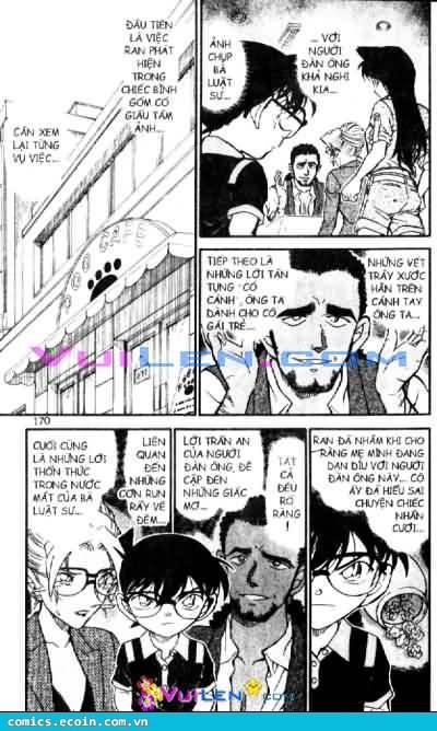 Detective Conan Chap 575 - Truyen.Chap.VN