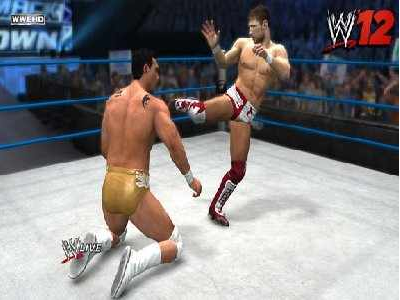 WWE 2012 For Windows Download Full PC Games Free