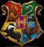 Pottermore Hogwarts crest