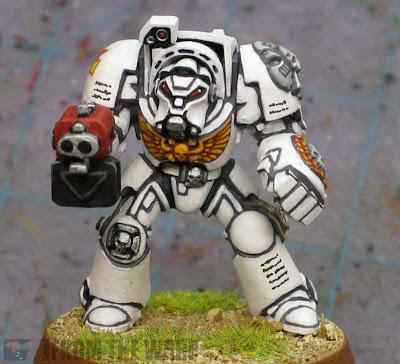 White Scars Terminator