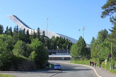 Holmenkollen - Oslo - Noruega