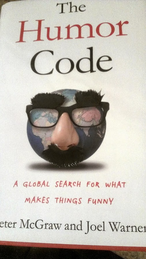 The Humor Code – Peter McGraw and Joel Warner