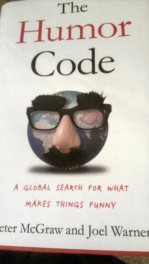The Humor Code – Peter McGraw and Joel Warner
