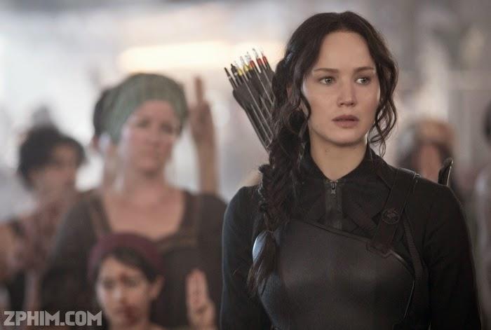 Ảnh trong phim Đấu Trường Sinh Tử 3: Húng Nhại Phần 1 - The Hunger Games: Mockingjay Part 1 4