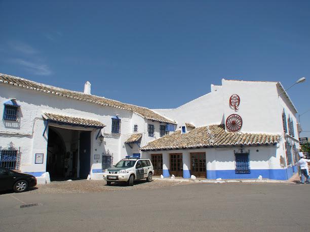 Venta del Quijote Inn, Puerto Lápice, Spain