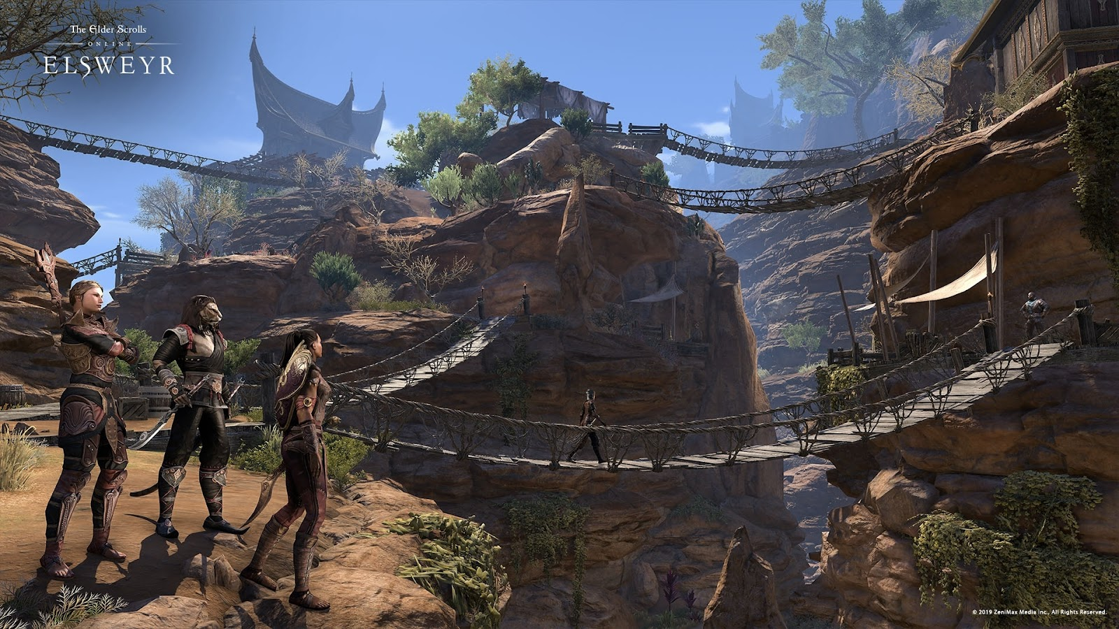 Why The Elder Scrolls Online is better than World of