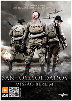 Download Santos e Soldados – Missão Berlim – BDRip AVI Dual Áudio + RMVB Dublado