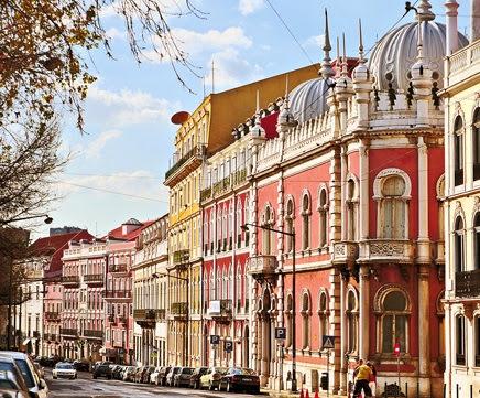 Hotel Príncipe Real, Lisboa