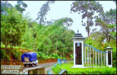 Perbatasan Kabupaten Sumedang - Kabupaten Garut