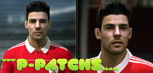 Nolito Face para PES 2011 PES 2011 download P-Patchs