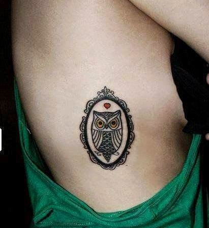 50 best owl tattoo designs and ideas rh tattoosme com Feminine Owl Tattoos New School Owl Tattoo