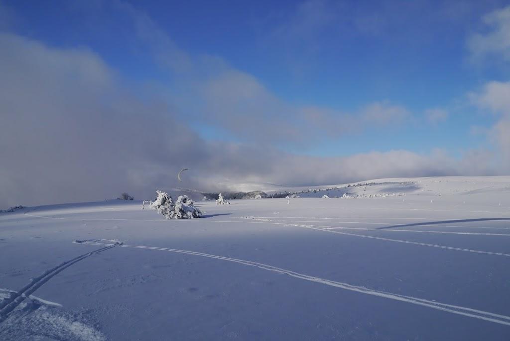 Col des Supeyres du 23 au 27 janvier 2014 P1040474