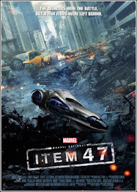 Vingadores Especial: Item 47 Legendado BRRip 2012