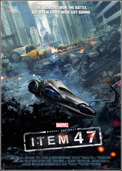 Download Filme Vingadores Especial: Item 47 – BRRip AVI Legendado