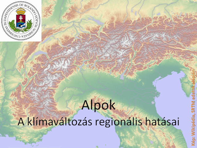 Hatások al Alpokban