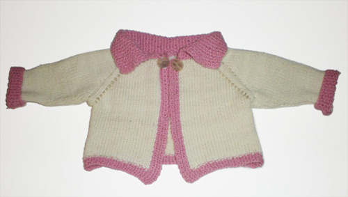 40404a8a6 ClaireSanders.net  Bitty Baby Sweater
