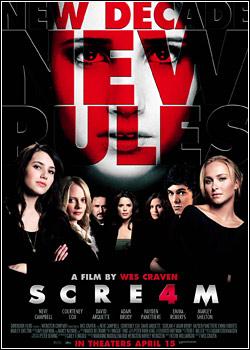 Assistir Online Filme Pânico 4 - Scream 4 - Legendado