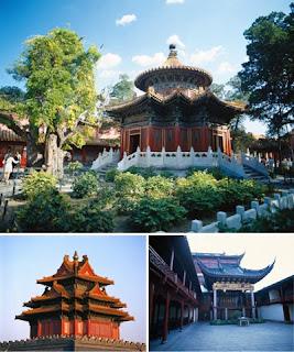 Архитектурная традиция Японии и Китая