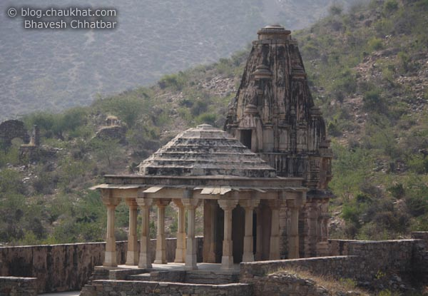 Bhangarh - Ruined Temple