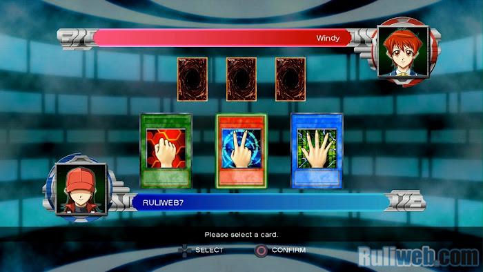 Thử nghiệm Yugi Oh 5DS phiên bản PS 3 - Ảnh 1