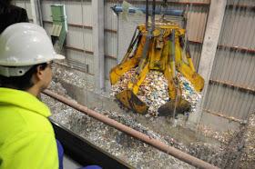 Tratamiento de residuos en las plantas de biometanización de Las Dehesas y La Paloma
