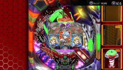 free Gekiatsu Pachi Game Tamashi Vol 1 CR Evangelion Shinjitsu no Tsubasa  for psp