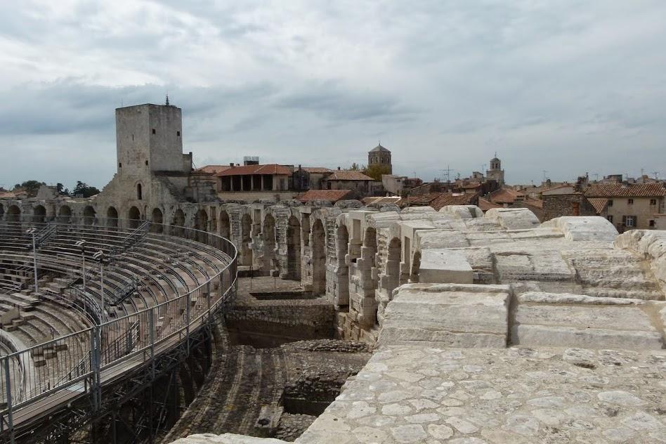 Arènes d'Arles3