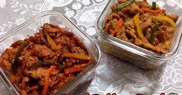 Minji 39 s kitchen eomuk bokkeum banchan stir fried for What side dishes go with fish