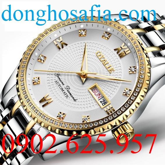 Đồng hồ nam cơ Oyalie 9757