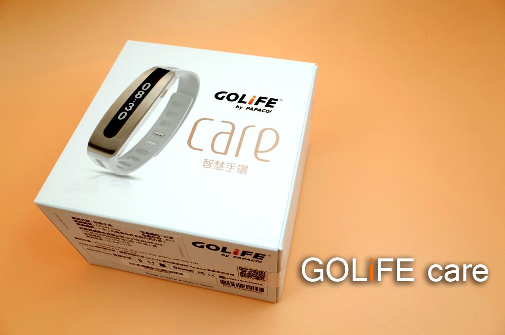 【使用紀錄】GOLiFE Care 智慧手環_Part_1_今天純開箱