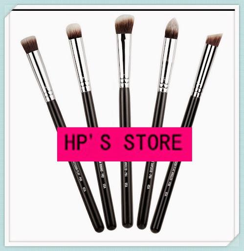 P80, P82, P84, P86, P88 5s Precision Makeup Brush set