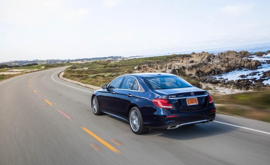 Mercedes Benz E300 2017 sẽ càn quét thị trường Việt trong thời gian tới