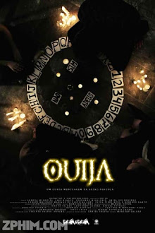 Trò Chơi Gọi Hồn - Ouija (2014) Poster