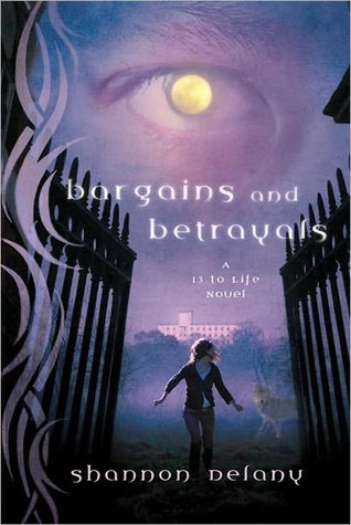 Giveaway: Bargains & Betrayals by Shannon Delany