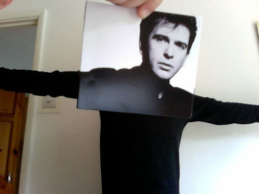 Peter Gabriel So sleeveface
