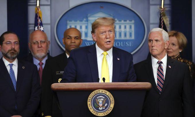 Trump expected to declare national emergency on ...
