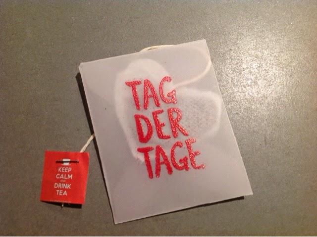 Stampin up Teebeutel Verpackung