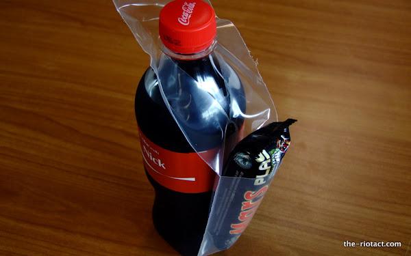 coke and mars