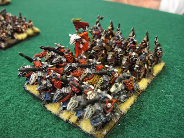 Eric's Knights and Marauder cav.