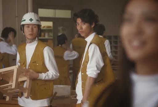 Kanai Yuta, Kaku Kento, Takei Emi
