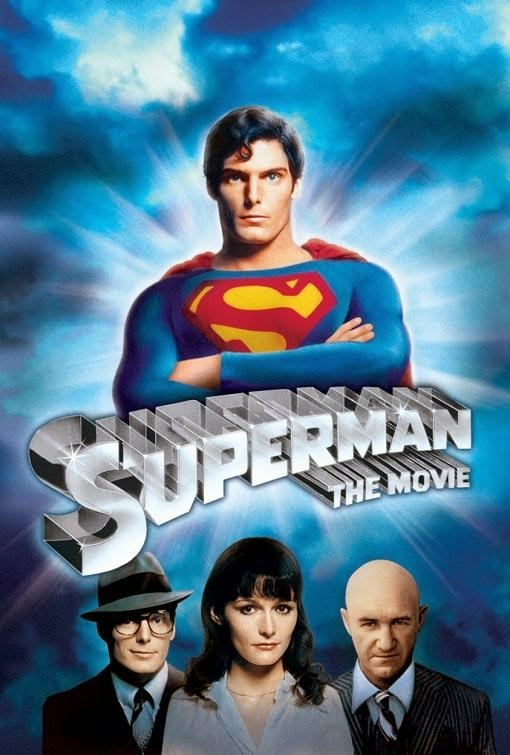 Poster Of Superman (1978) Full Movie Hindi Dubbed Free Download Watch Online At Alldownloads4u.Com