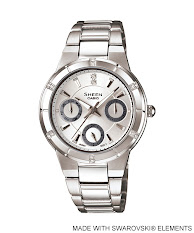 Casio Sheen : SHE-4035PGL