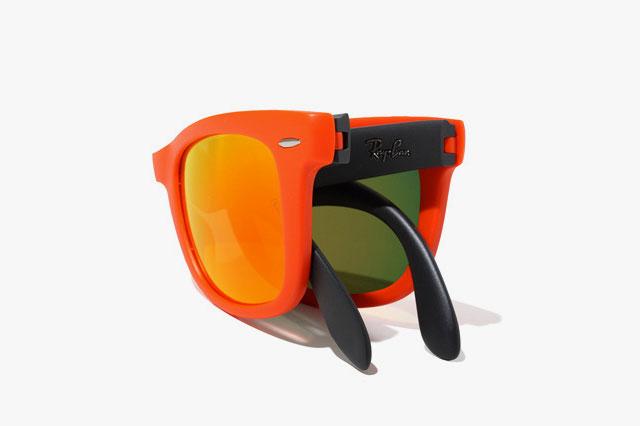 *Ray-Ban折疊眼鏡:六十周年Wayfarer 2013 新發表! 1