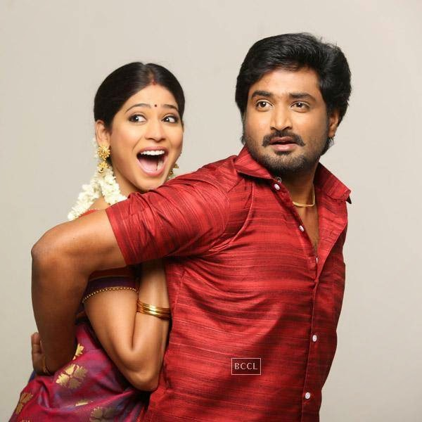 A still from the Tamil movie Vennila Veedu.