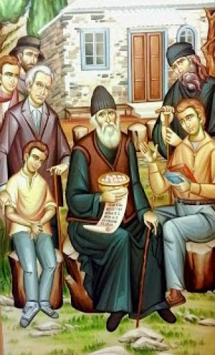 Concerning The Book Elder Paisios Of Mount Athos By Hieromonk Isaac 2 Of 3