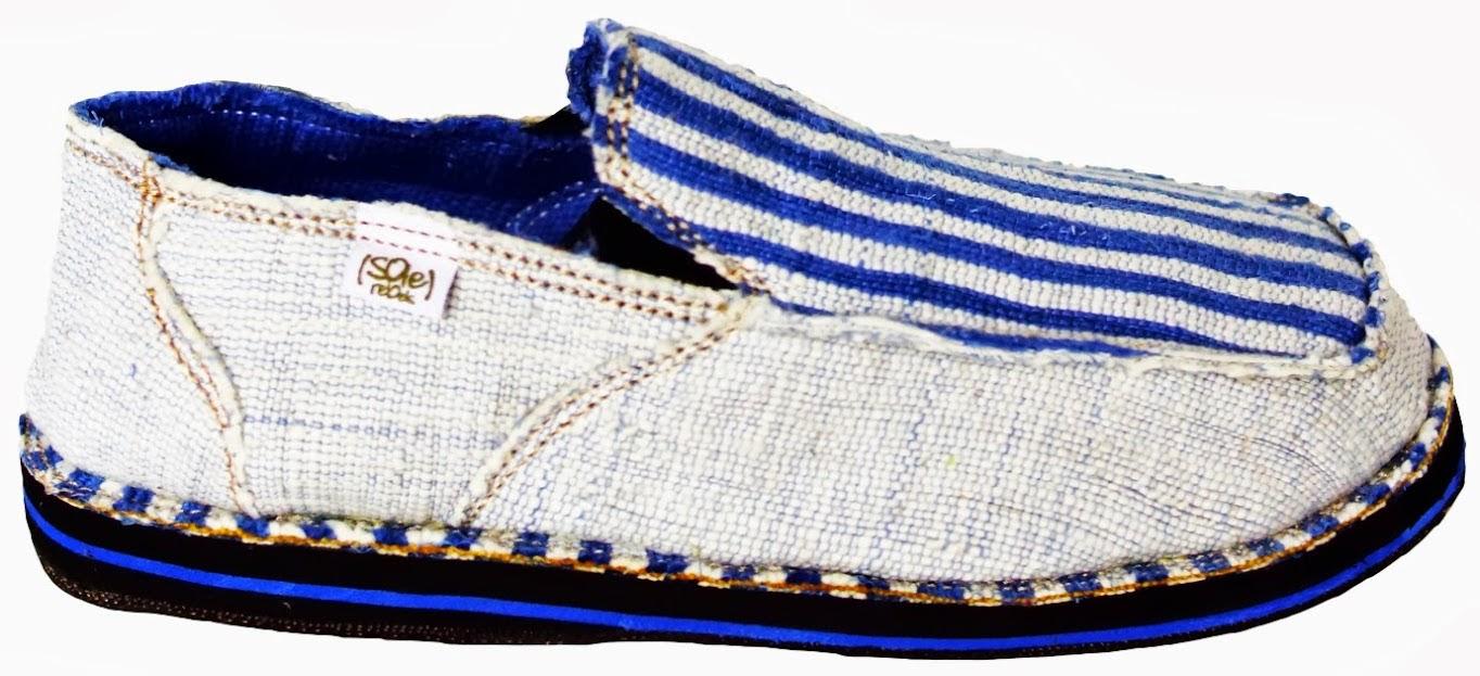#soleRebels 手紡有機綿棒棒鞋:讓你徜徉夏日海洋風! 1